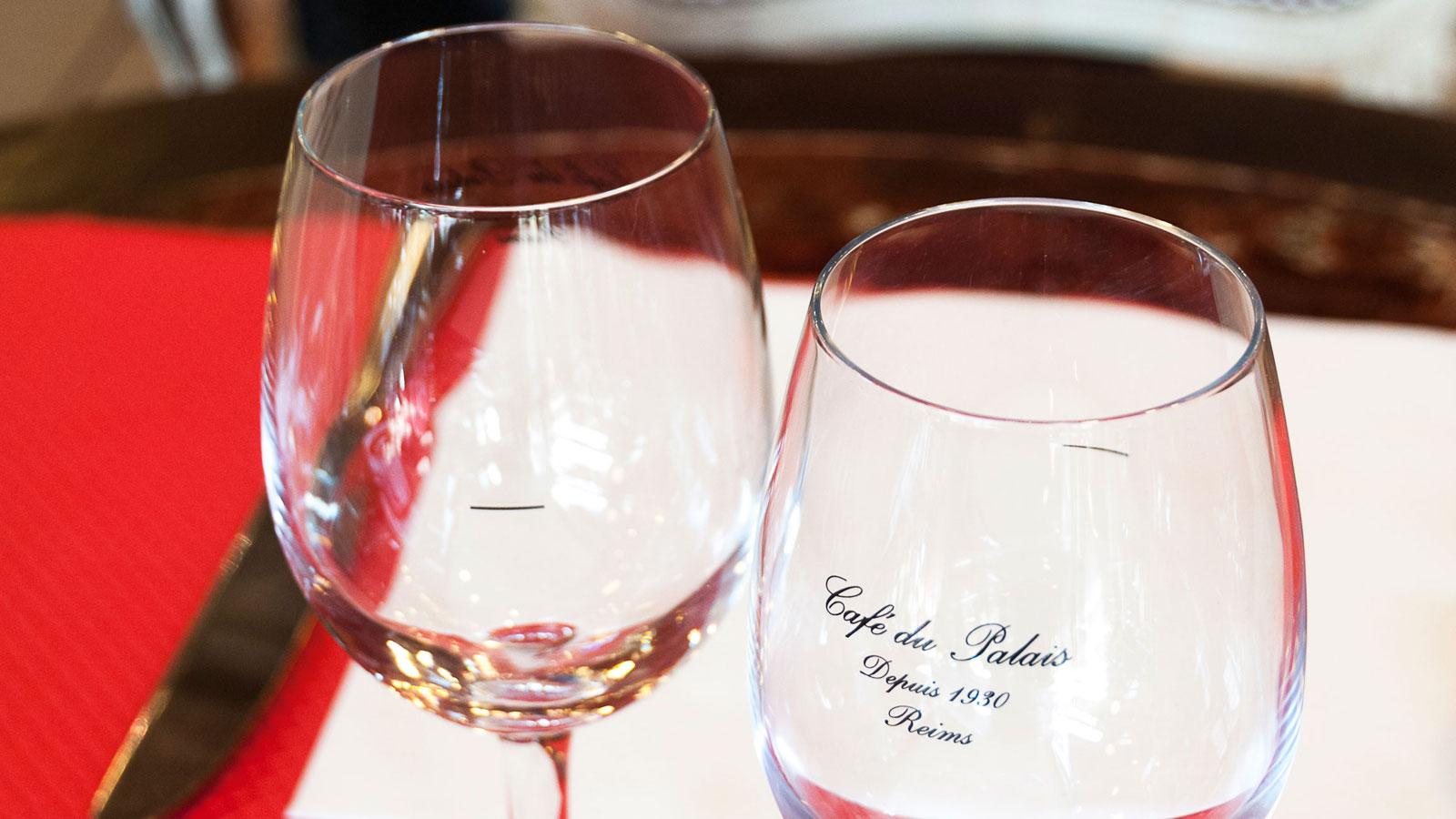 stort glas vin